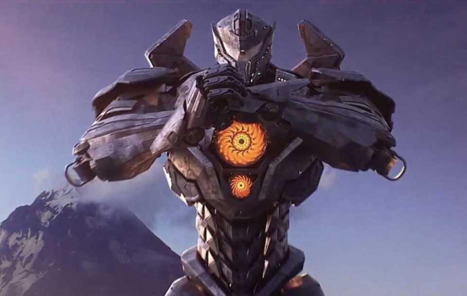 Jaeger Cosplay