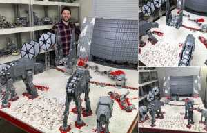 Star Wars The Last Jedi-Lego
