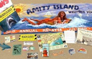 Jaws Amity Island Kit