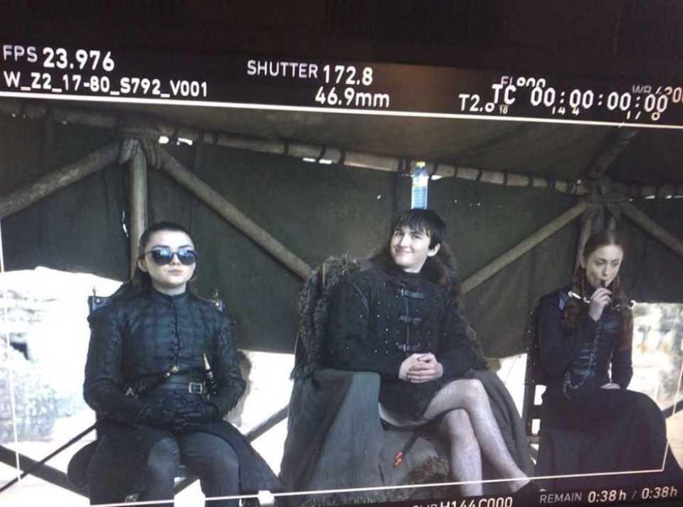 Sansa Stark Is Vaping