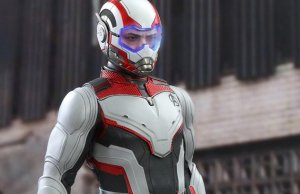 Quantum Realm Suit Action Figure