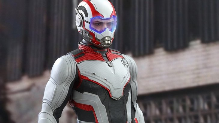 Quantum Realm Suit Action Figure