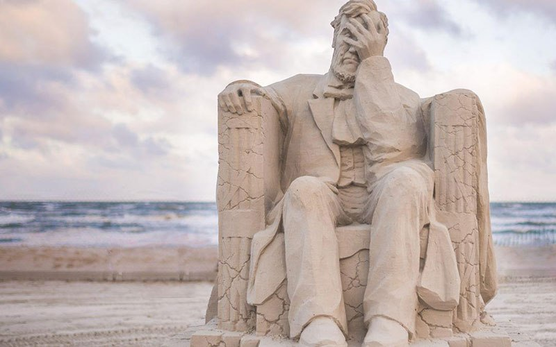 Texas Sand Sculpture Festival