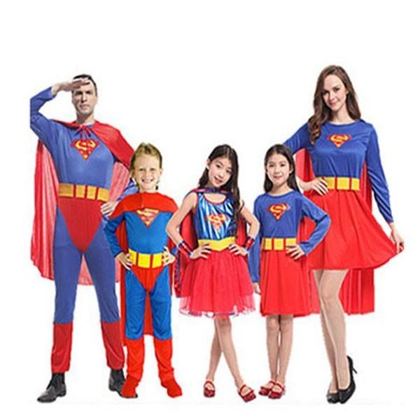 Halloween Superman costume