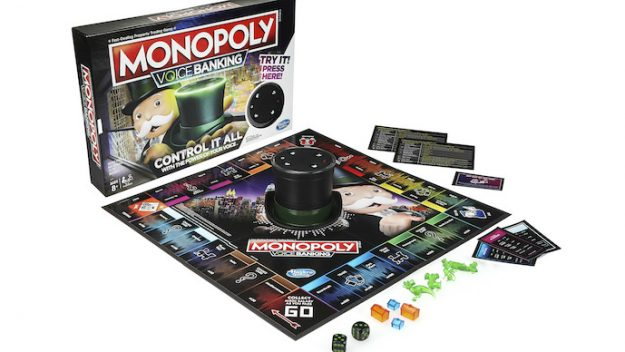 Voice-Activated Monopoly