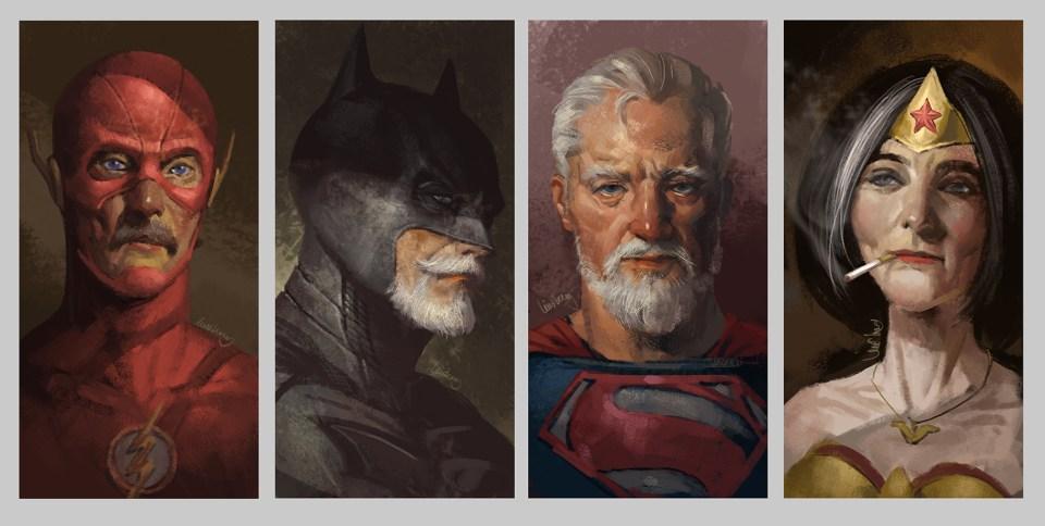 DC Fan Art