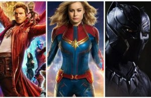 Captain Marvel 2, Black Panther 2, and Guardians 3