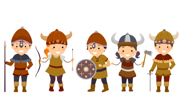Viking-Themed Party