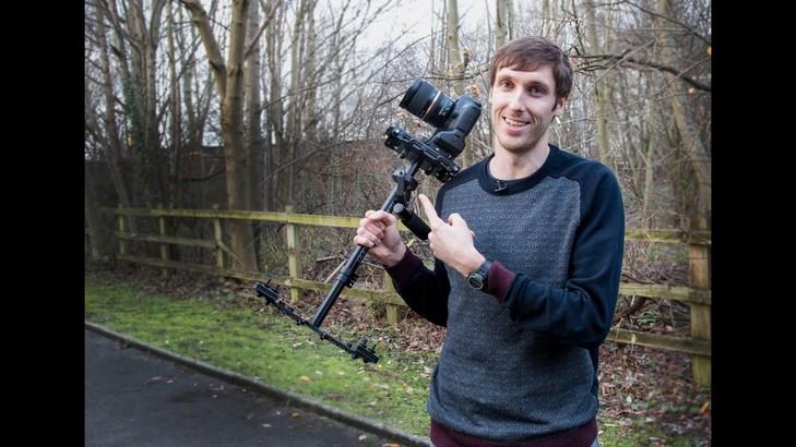 Glidecam for DSLR Cameras (4)