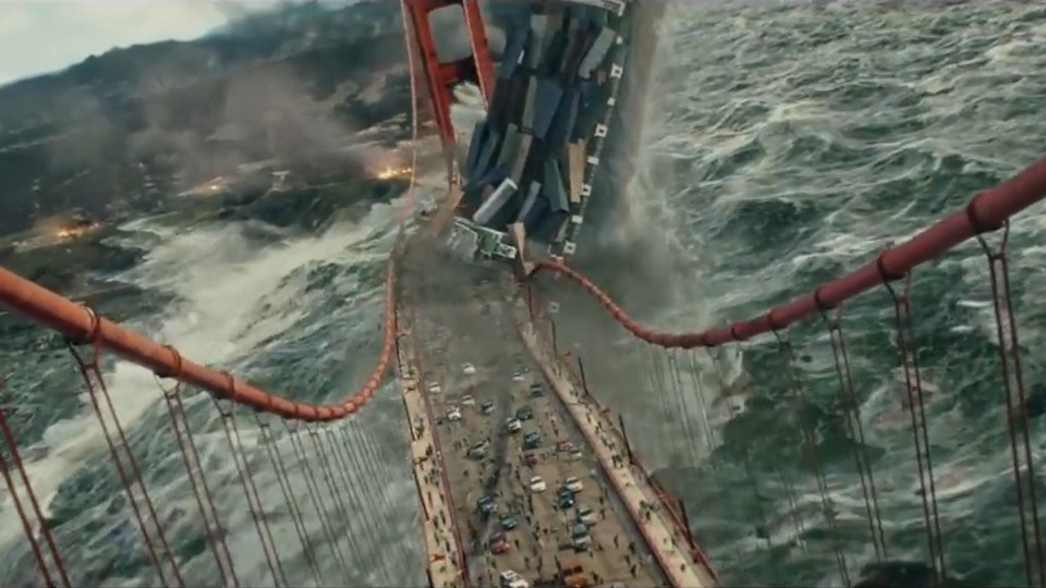 Natural Disasters in Movies