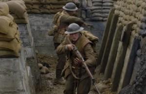 Sam Mendes's WWI Film 1917