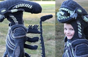 crochet halloween costume