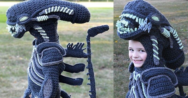 crochet halloween costume