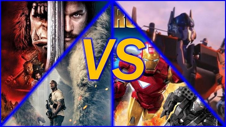 Video Games Vs Movies
