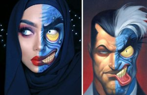 hijab-makeup-pop-culture-transformation-queenofluna-