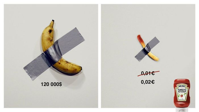 Duct-Taped Art Inspired 16 Brands To Make Funny Ads