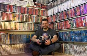 World's Largest Video Game Collection