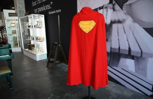 Christopher Reeve's Superman Suit
