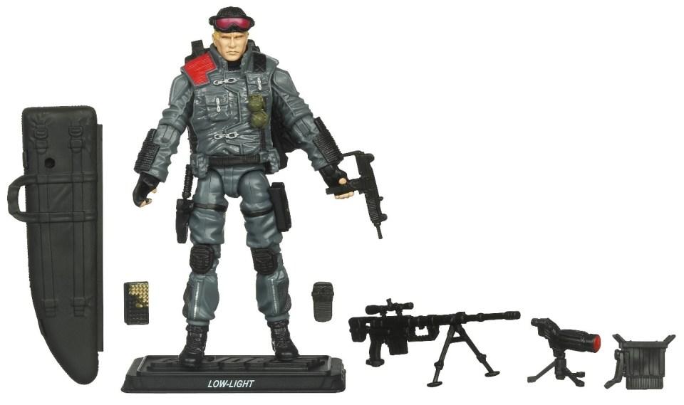 Low Light from The Hasbro G.I. Joe: Pursuit of Cobra Wave 4