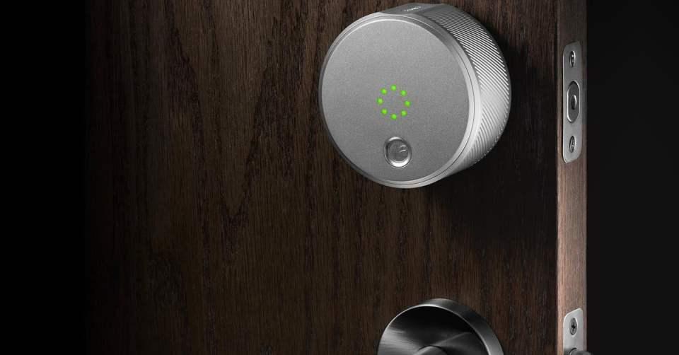 August Smart Lock Pro