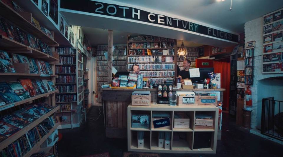 World's Oldest Working Video Store