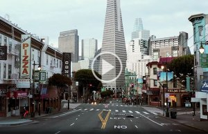 San Francisco Under Quarantine
