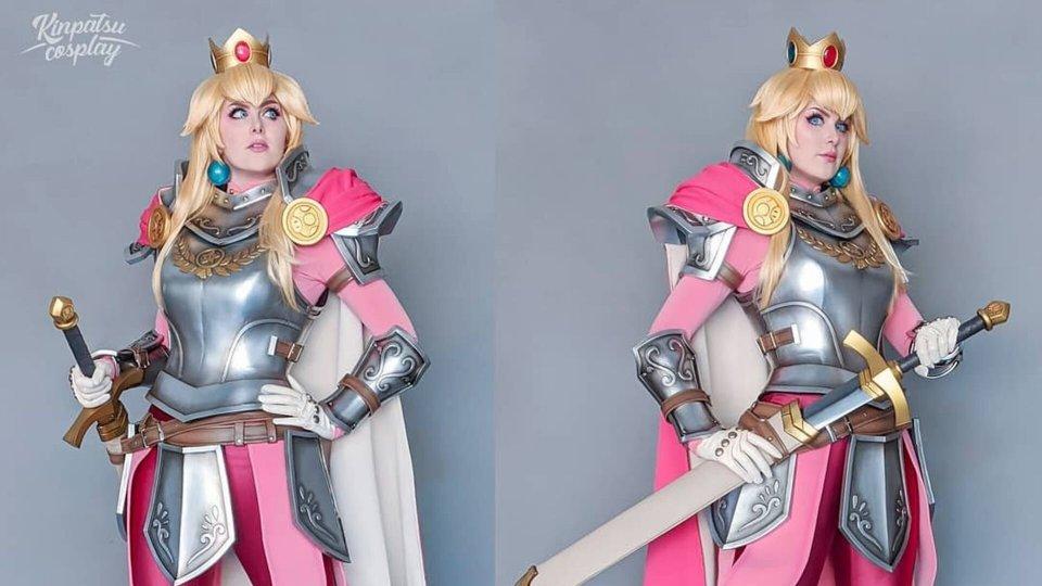 Warrior Peach