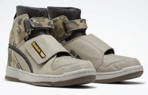 Reebok Unveiled Its ALIENS-Inspired Shoes
