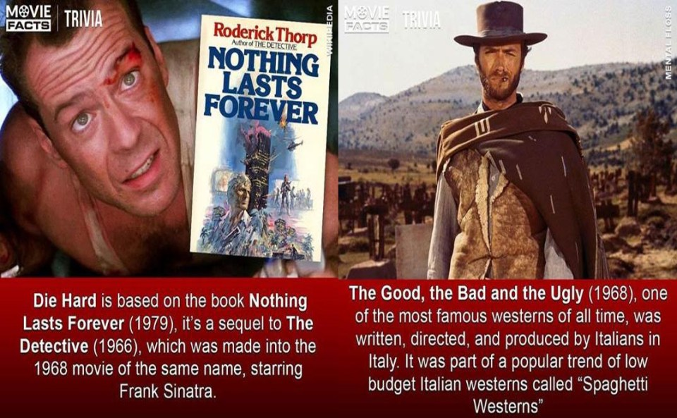 Movie facts