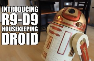R9-D9 Housekeeping Droid