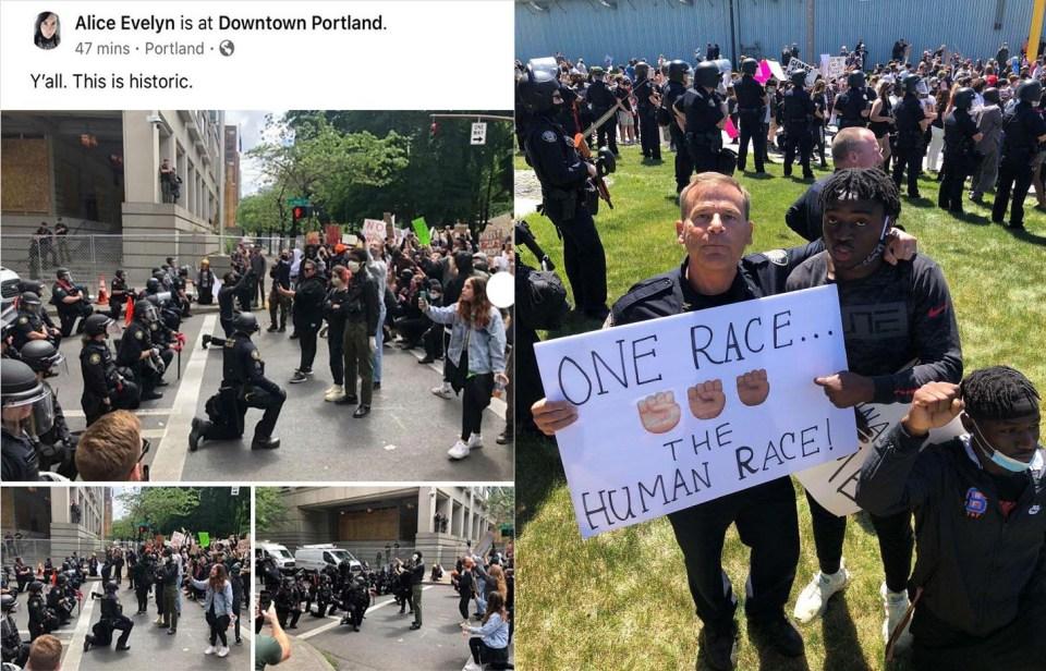 George Floyd Protest Photos