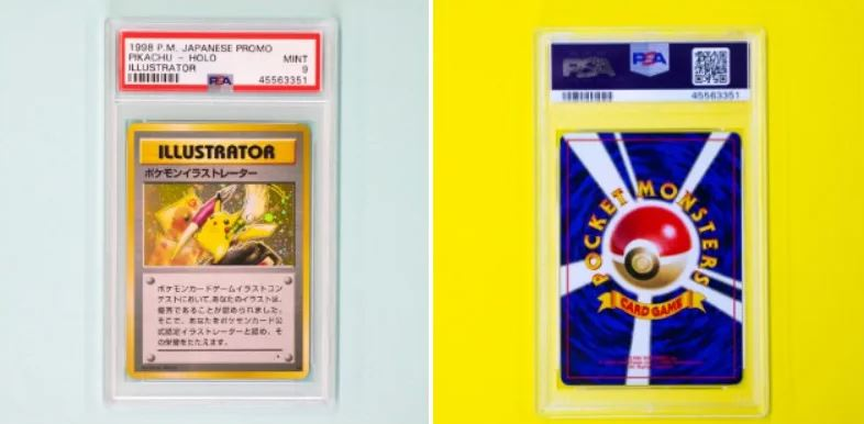 The World's Most Expensive Pokémon Card