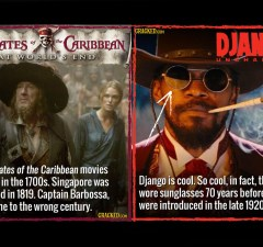 Historically-Impossible movies
