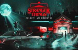 STRANGER THINGS Drive-Through