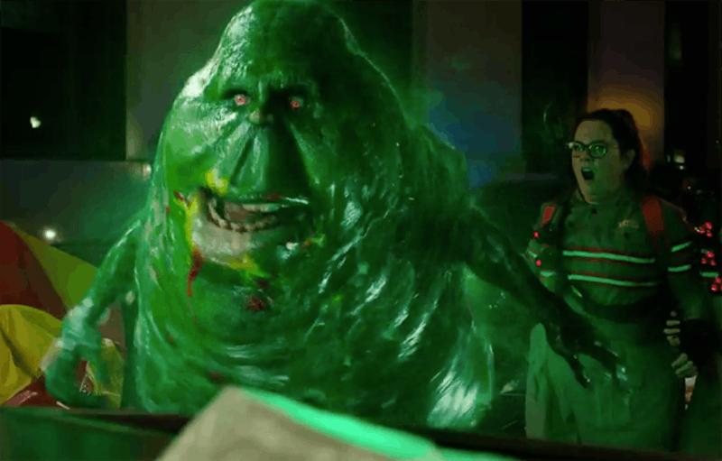 GHOSTBUSTERS Slime