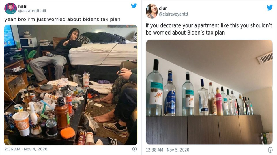 Bidens Tax Plan