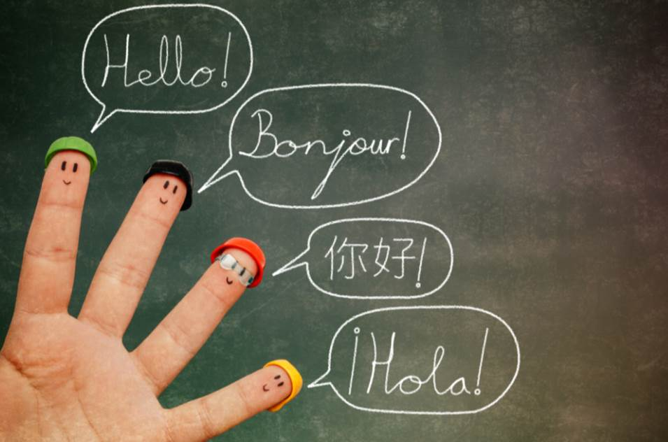 How to learn a new language