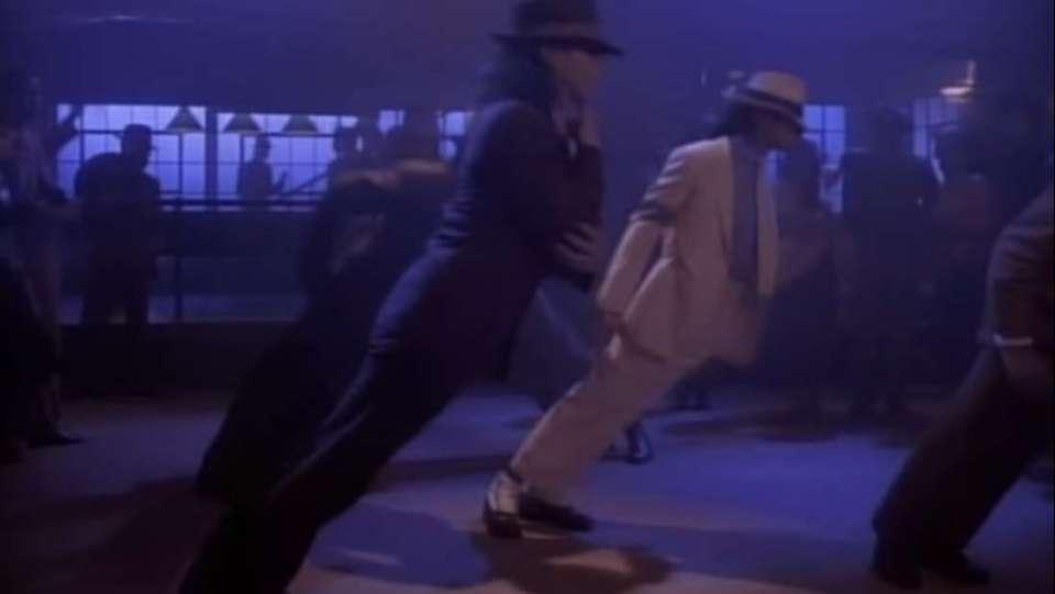 Michael Jackson And His Antigravity Tilt