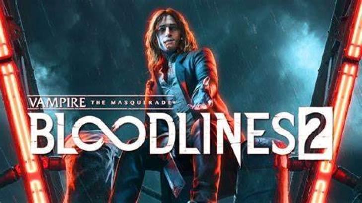 Vampires The Masquerade – Bloodlines 2