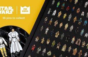 STAR WARS Collectible Pins