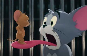 TOM & JERRY THE MOVIE