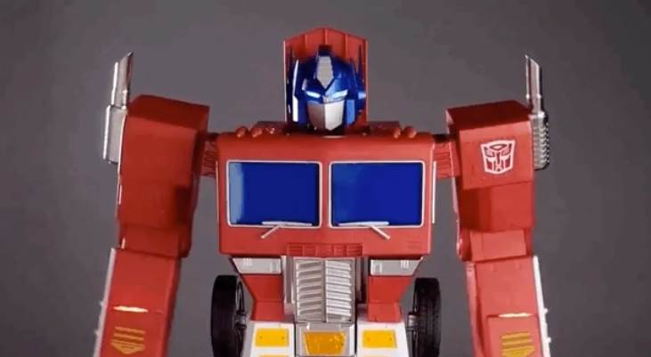 Hasbro's New Optimus Prime