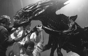 ALIENS Behind-The-Scenes VFX Videos