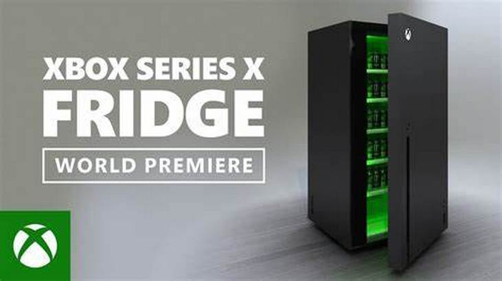 Xbox Mini-Fridge