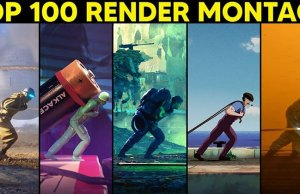 3D Renders