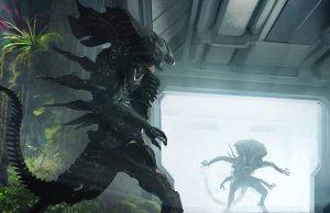 Concept Art From Neil Blomkamp's ALIEN 5