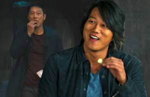 Sung Kang in the role of Han