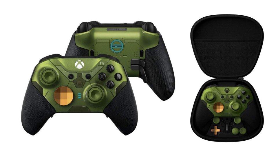 Elite Series 2 controller