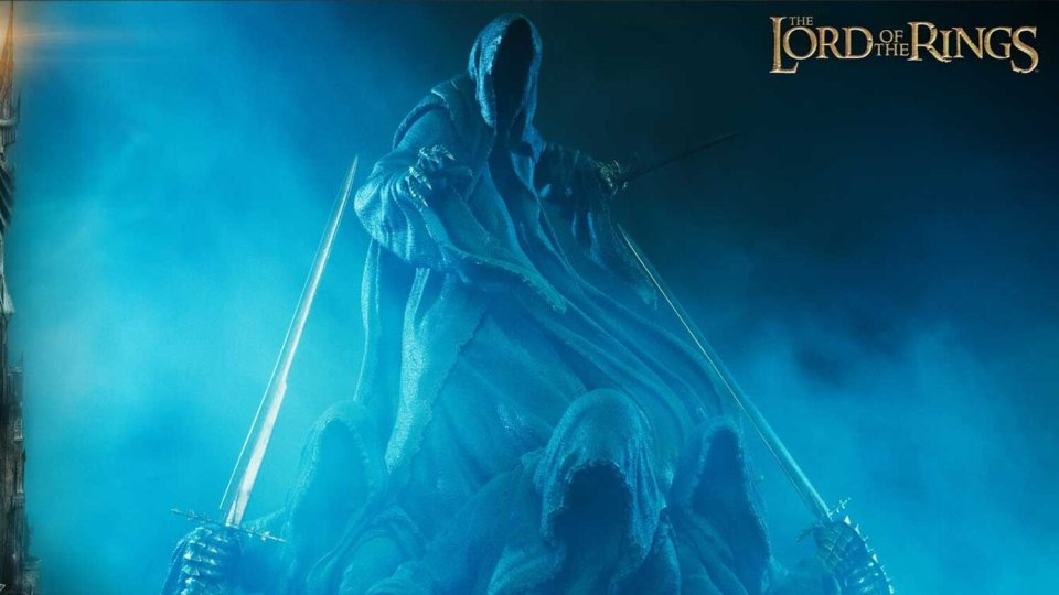 LORD OF THE RINGS Nazgul Statue