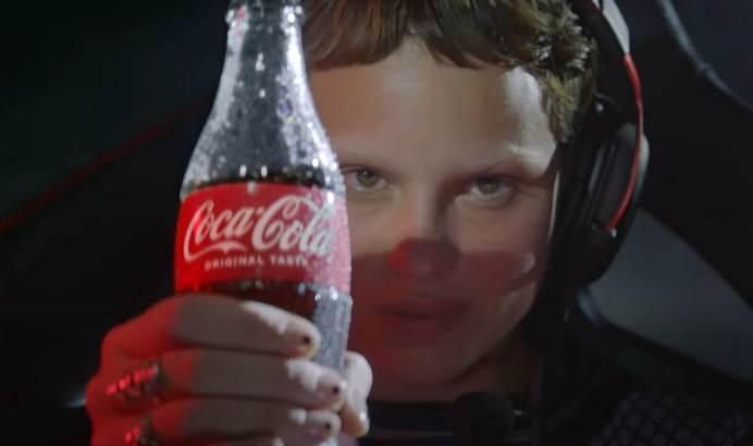 Coca-Cola Gaming Ad